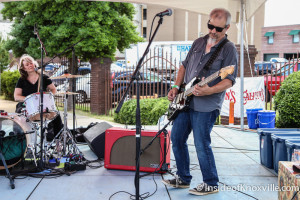 Brewfest 2015, Depot and Gay Street, Knoxville, June 2015