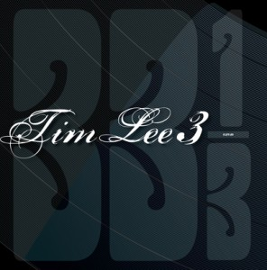 Tim Lee 3, 33 1/3 cover